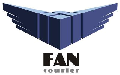 Fan curier